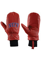 NEFF Athletic Mitt Glove red