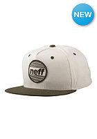 NEFF Average Snapback Cap khaki/olive