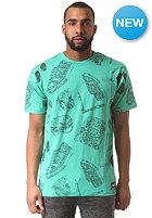 NEFF Back To Steeze S/S T-Shirt aqua
