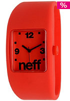 NEFF Bandit red silicon