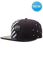 NEFF Black N White Cap black