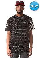 NEFF Black N White S/S T-Shirt black