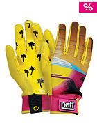 NEFF Chameleon Pipe Glove sunset