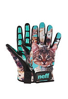 NEFF Chameleon Pipe Snow Glove kitten