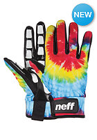 NEFF Chameleon Pipe Snow Glove tie dye
