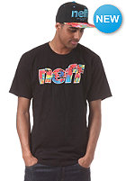 NEFF Corpi Filled S/S T-Shirt black