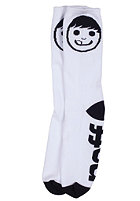 NEFF Corpo Crew Socks white black