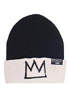 NEFF Crown Fold Beanie black