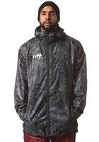NEFF Daily 2 Snow Jacket black/crystal