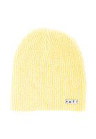NEFF Daily Beanie light yellow