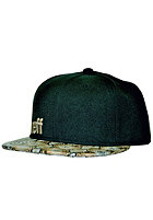 NEFF Daily Cap gold snake