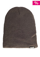 NEFF Daily Double Beanie charcoal heather