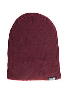 NEFF Daily Double maroon