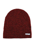 NEFF Daily Heather Beanie black/red