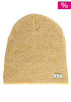 NEFF Daily Heather Beanie goldenrod/white