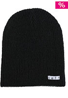 NEFF Daily Reversible Beanie black grey