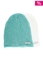 NEFF Daily Reversible teal white heather/white