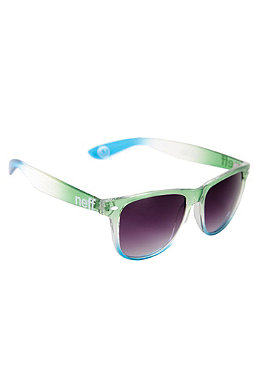 NEFF Daily Shade Sunglasses blue/green/crystal