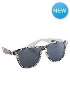 NEFF Daily Shades Sunglasses b/w tribal