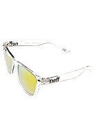NEFF Daily Shades Sunglasses clear
