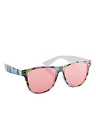 NEFF Daily Shades Sunglasses pink tribal