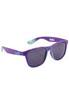 NEFF Daily Shades Sunglasses purple splash