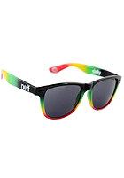 NEFF Daily Shades Sunglasses rasta spray