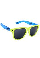 NEFF Daily Shades Sunglasses yellow blue