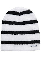 NEFF Daily Stripe Beanie 2012 white/black