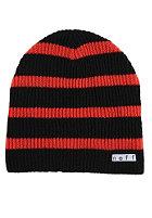 NEFF Daily Stripe Beanie black/red
