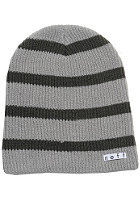 NEFF Daily Stripe Beanie grey/black