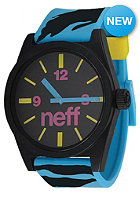 NEFF Daily Watch blue tiger