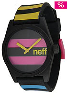 NEFF Daily Wild Watch multi stripe