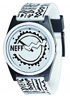 NEFF Daily Wild Watch white zag