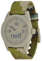 NEFF Daily Woven Watch camo