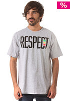 Damian Respect S/S T-Shirt athletic heather
