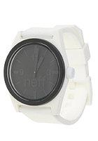 NEFF Deuce Watch white black
