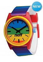 NEFF Diaily Wild Watch rainbow