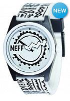 NEFF Diaily Wild Watch white zag