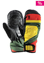 NEFF Digger Glove rasta