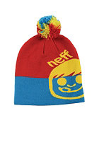 NEFF Dude Beanie blue/red
