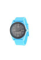 NEFF Duo Watch cyan/black