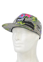 NEFF Five O Snapback Cap grey