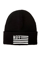 NEFF Flagged black