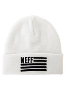 NEFF Flagged white
