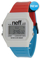 NEFF Flava red white blue