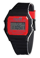 NEFF Flava Watch black stripe red