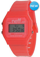 NEFF Flava Watch pinkcyan