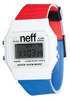NEFF Flava XL Surf red/white/blue