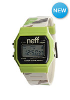 NEFF Flava XL Surf Watch army